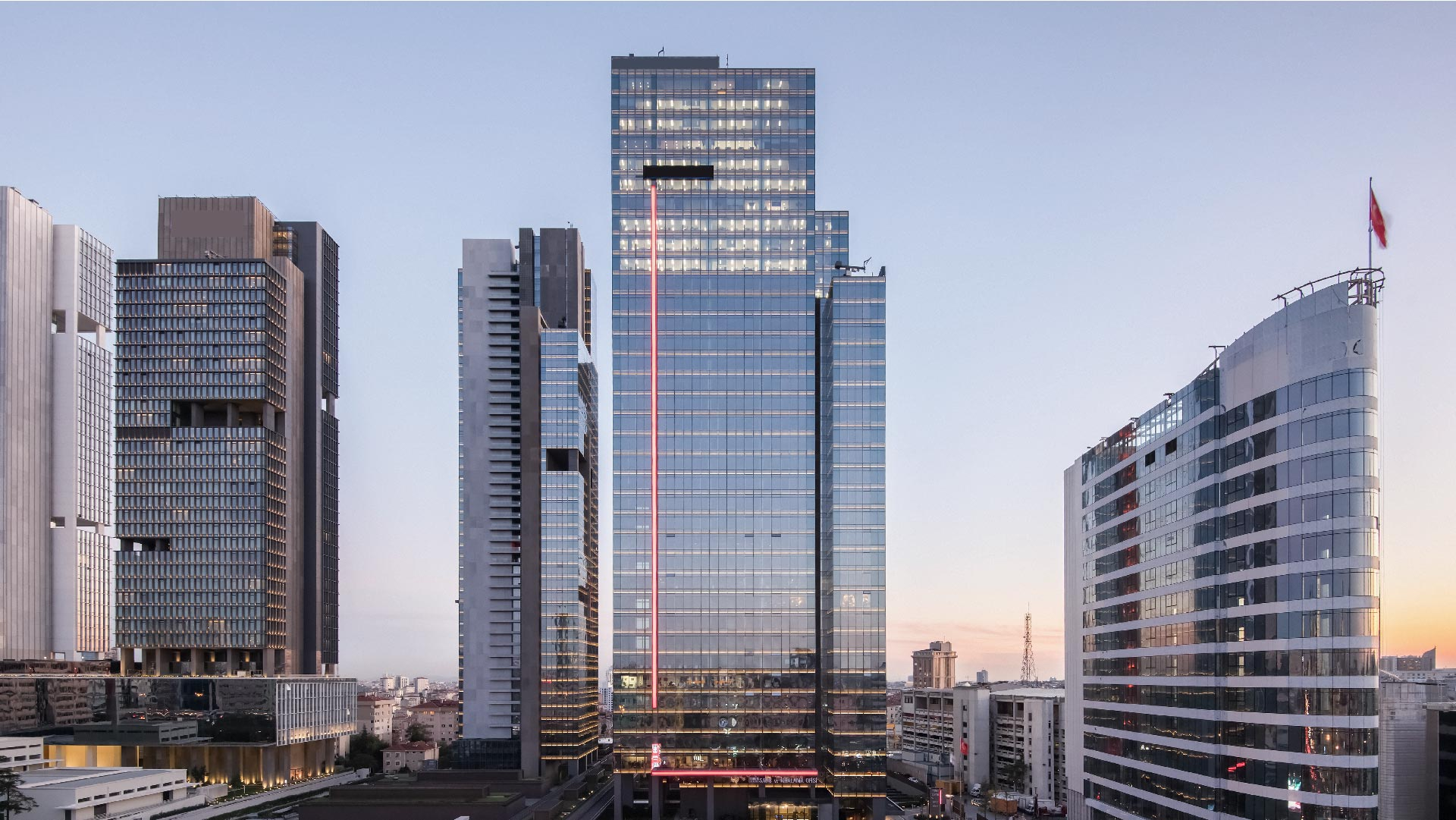 شقق إستثمارية للبيع في إسطنبول – مجيديه كوي