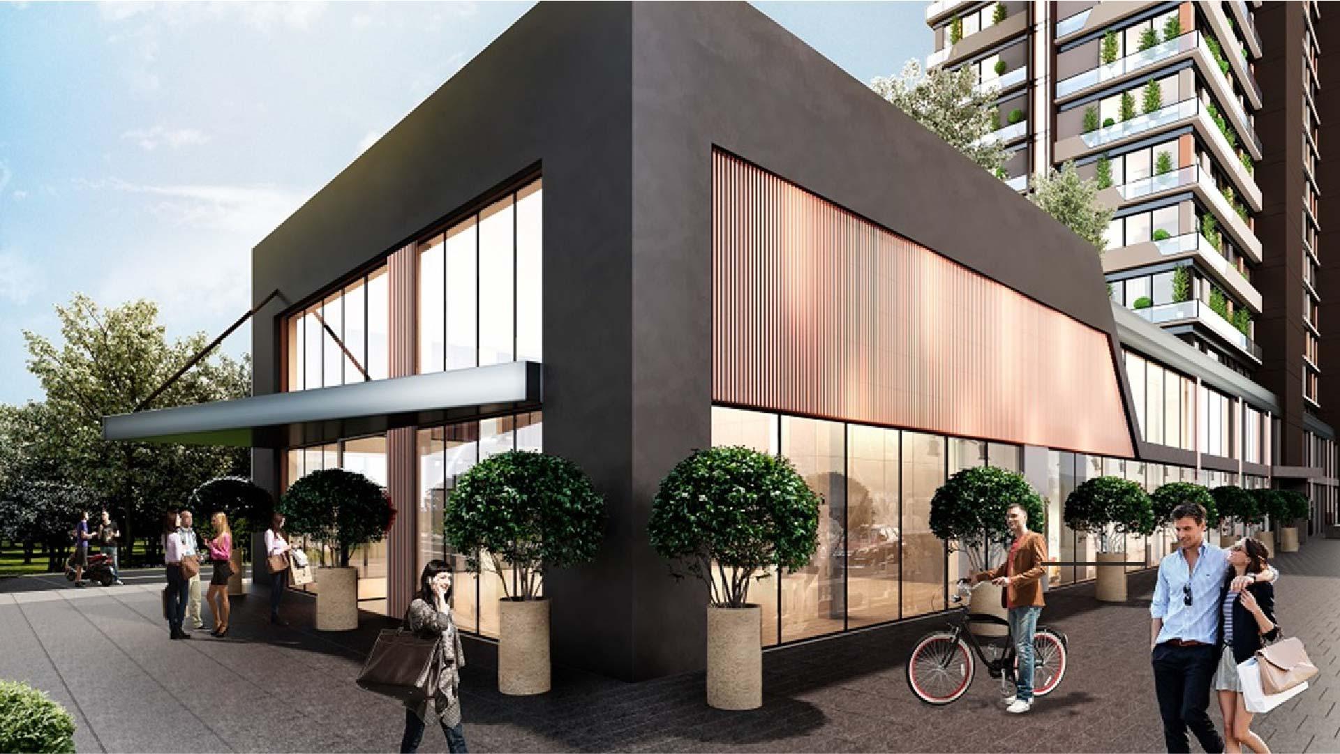 شقق سكنية للبيع في مركز إسطنبول كاتهانه