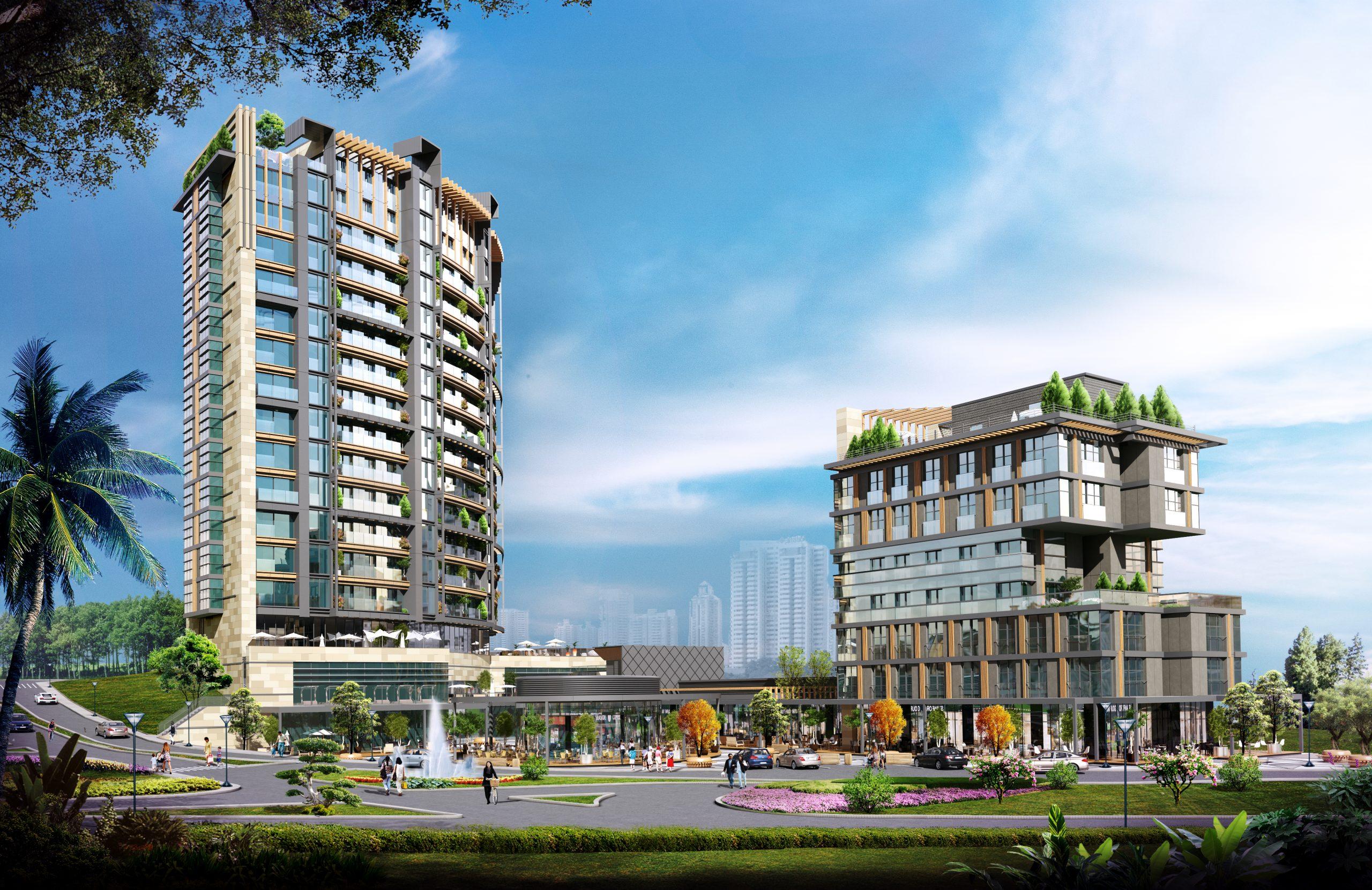 شقق سكنية للبيع في كاديكوي اسطنبول الآسيوية