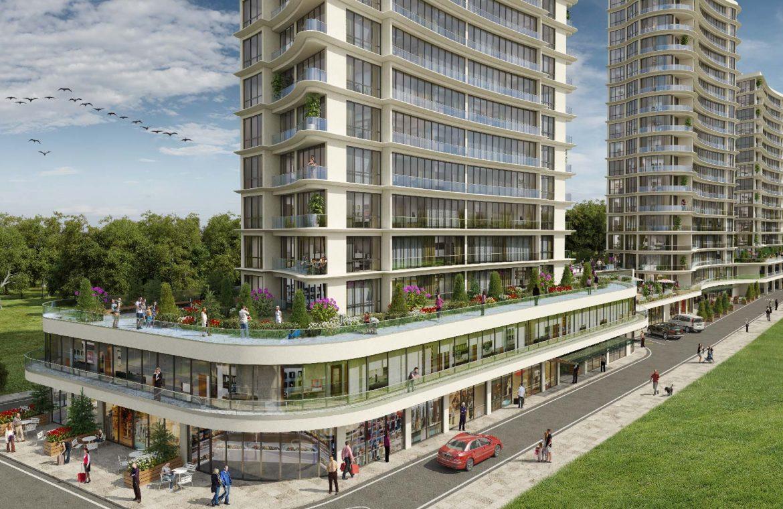 شقق استثمارية للبيع في باسن اكسبريس – اسطنبول